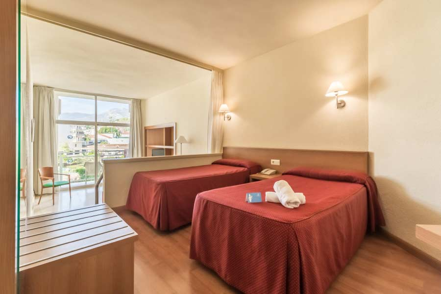 Junior Suite Hotel Roc Lago Rojo