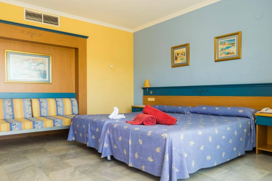 Double Room Hotel Roc Costa Park
