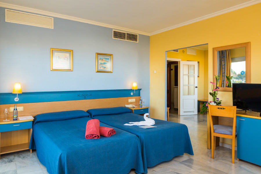 Double room for single use Hotel Roc Costa Park