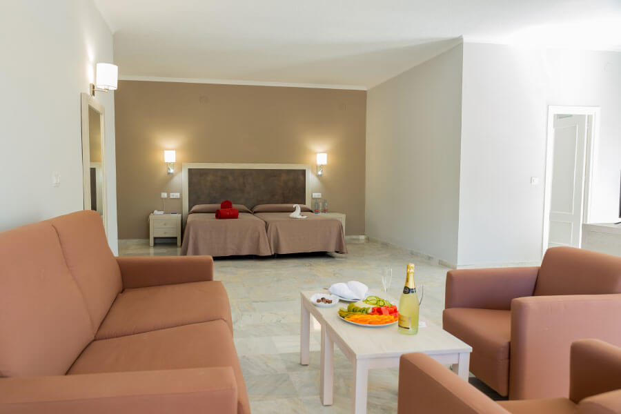 Junior Suite Hotel Roc Costa Park