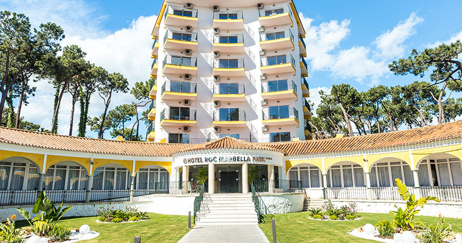 Welcome to Hotel Roc Marbella Park
