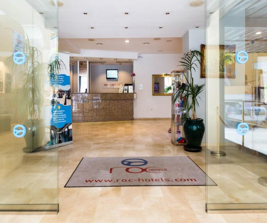 discover all the services you can find in our reception