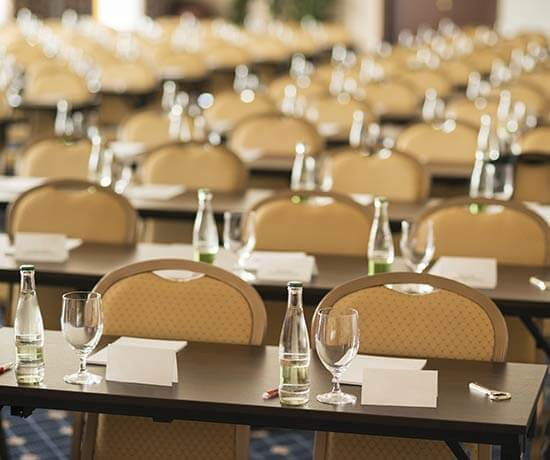 event rooms in the hotel