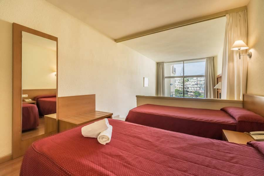 Junior Suite individual use Hotel Roc Lago Rojo