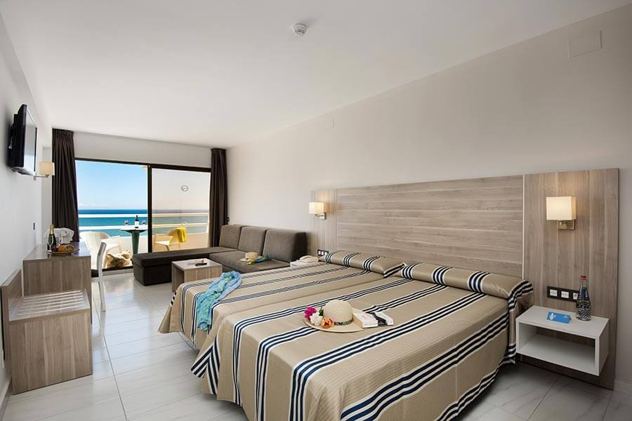 Book Single Parent Double Room Hotel Roc Golf Trinidad in Almeria