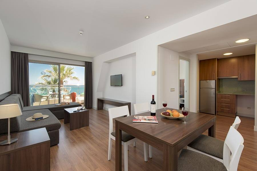 Book Junior Suite Hotel Roc Golf Trinidad in Almeria
