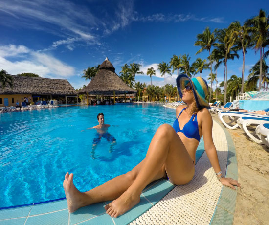 swimming pool hotel in Varadero