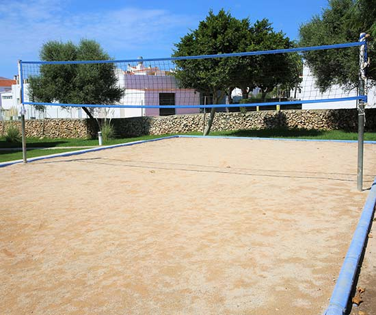 entertainment for the whole family at Roc Cala'n Blanes Beach Club apartments in Ciudadela