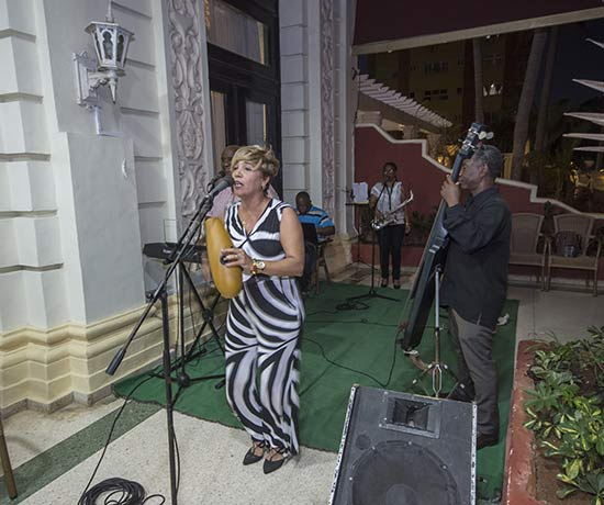 Entertainment for the whole family at the hotel roc presidente in the havana