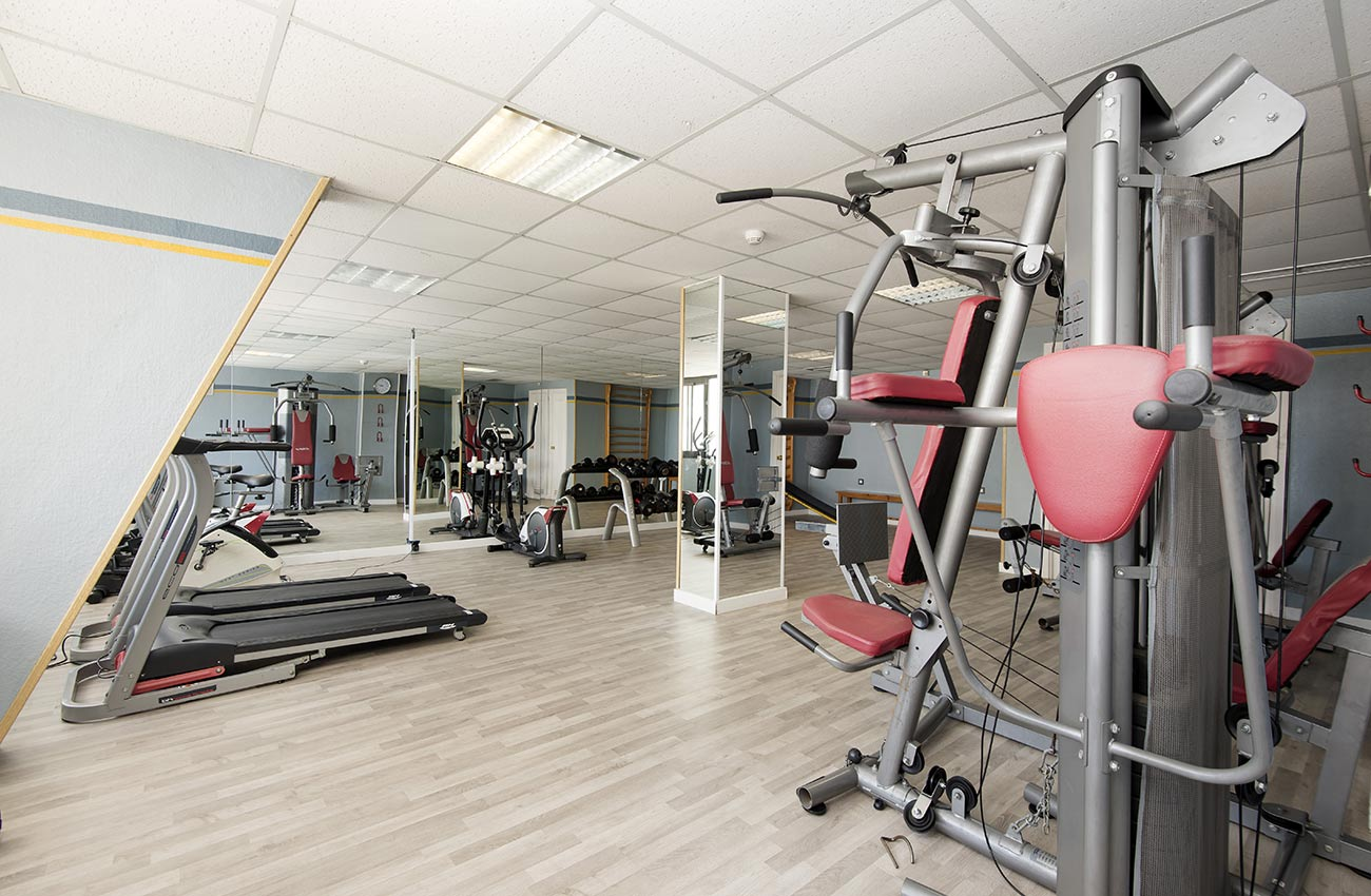 Gym Hotel Roc Golf Trinidad